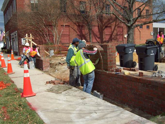 Project Example: Kernersville Streetscape Project : Complete Streets NC