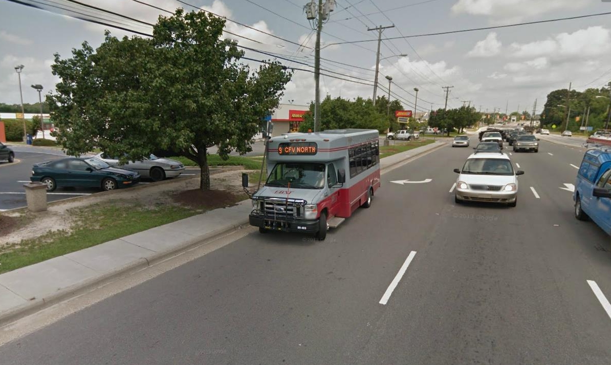 Project Example Ramsey Street Corridor Project Complete Streets Nc